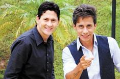 Gian e Giovane – Página de Amigos