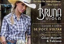 "Bruna Viola, César Menotti & Fabiano – Webclipe ""Se Você Voltar"""