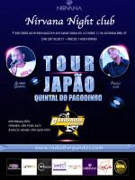 Alamir Quintal e Paulo Luís Japan Tour 2017